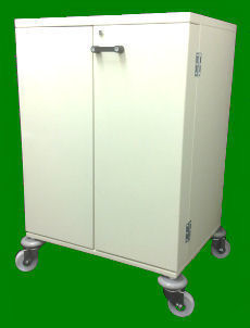 Blister pack MDS trolleys